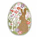 662511 Sizzix Thinlits Die - Meadow Rabbit  by Sophie Guilar